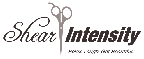 Shear Intensity Hair Salon, Relax. Laugh. Get Beautiful.